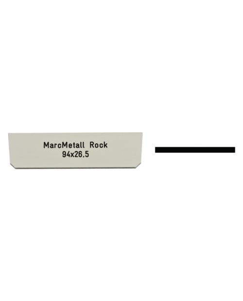 Marc Metall Rock 94 x 26,5 mm