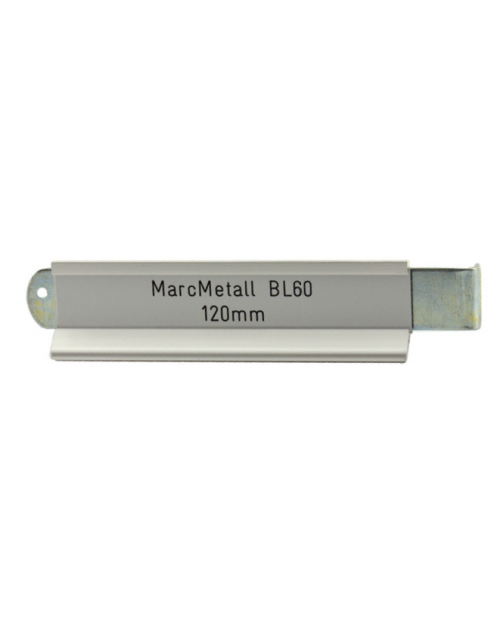 Marc Metall BL60, 21,5 x 120 mm