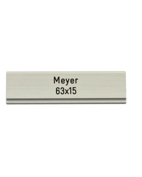 Meyer 63 x 15 mm